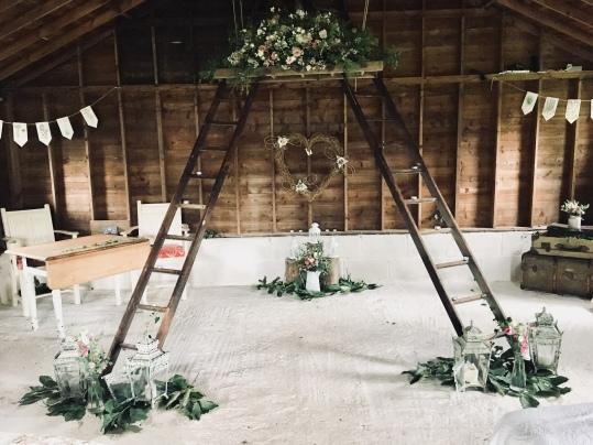 Step Ladder Arch